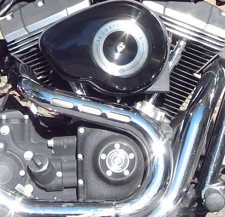 Motor H-D Twin Cam 96 - Um V2 que produz perto de 60 cv