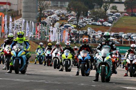 O autódromo de Cascavel voltará a receber o Moto 1000 GP na etapa final da temporada de 2014