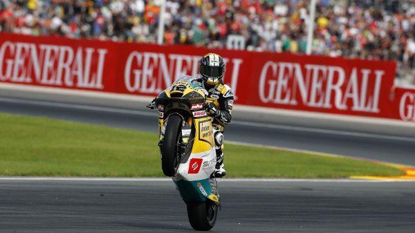 Tom Luthi vence a última corrida do ano da Moto2™