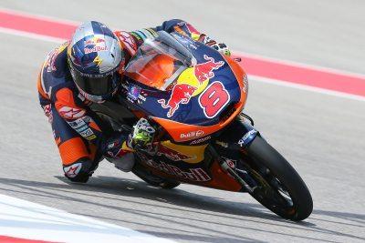 Vitória na Comunidade Valenciana dá a Jack Miller a segunda posição na temporada da Moto3™