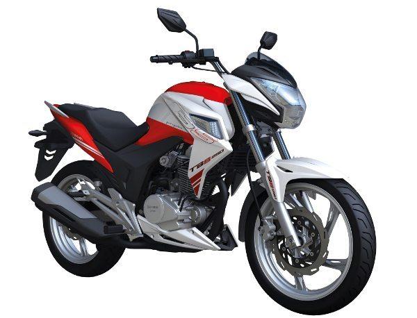 A Traxx TSS 250 chega com preço sugerido de R$ 8.990,00