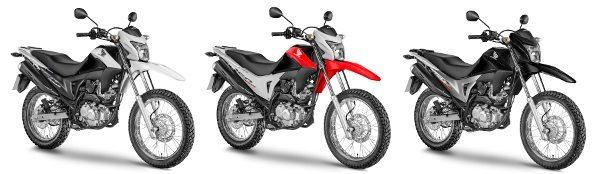 Novidade chega em fevereiro de 2015 em três cores: branca, preta e vermelha