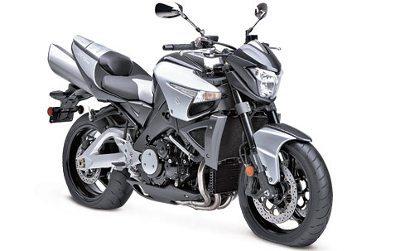 Moto com pneu murcho por muito tempo parada pode deformar e estragar os pneus