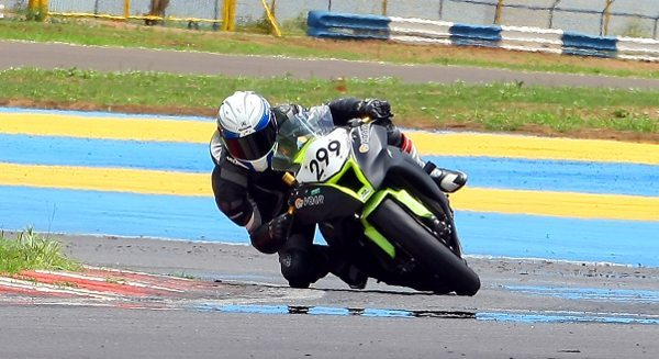 Vinicius Maia conquista tricampeonato do Goiás MotoGP
