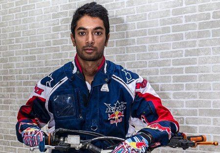 Santosh CS: campeão indiano de supercross vai enfrentar os desafios da maior prova off-road do planeta