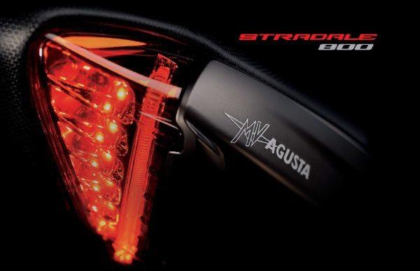 A MV Agusta Stradale 800 está chegando