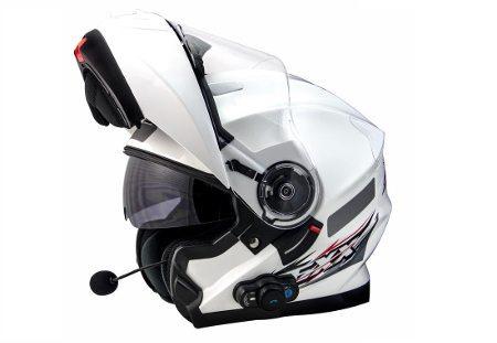 Novo capacete Blitz