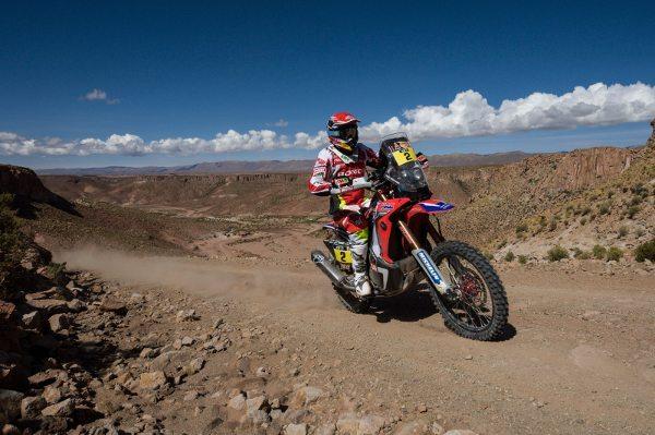 Joan Barreda vence a 10ª etapa do Dakar 2015 - foto de Marcelo Maragni