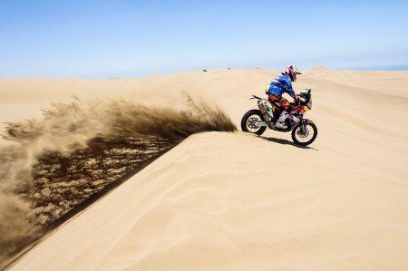 Mark Coma é novo líder do Dakar 2015 - foto de Marcelo Maragni