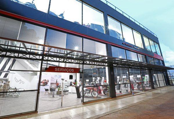 Nova loja Honda Dream: atenção total ao cliente premium