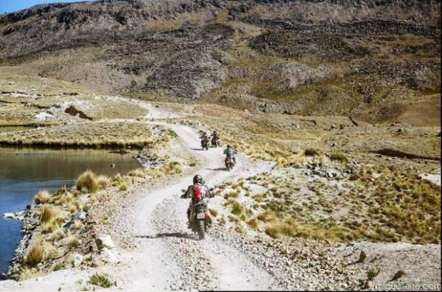 Na altitude peruana, última fase