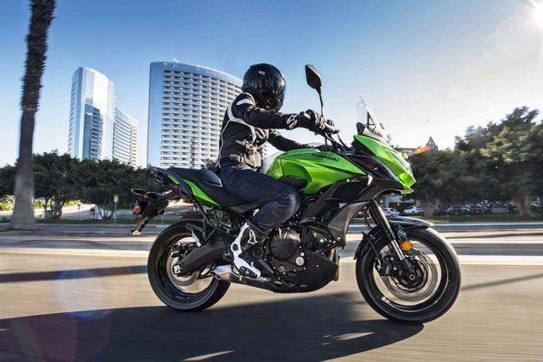A nova moto, disponível na EUropa recebeu modificações importantes