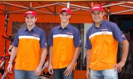 Orange BH KTM