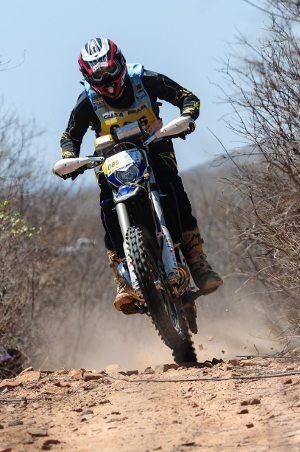 Wesley Macedo vence também a segunda etapa - foto de Doni Castilho