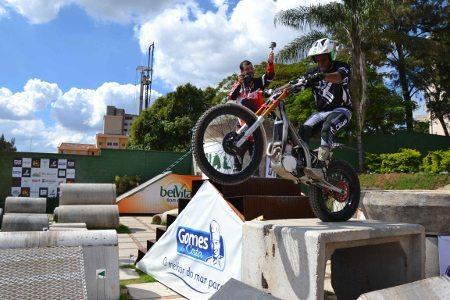 O Trial ganha campeonato nacional em 2015