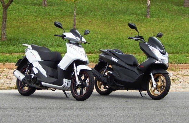 Duas configurações diferentes, mas idênticas quanto a preço, público alvo, utilização e desempenho