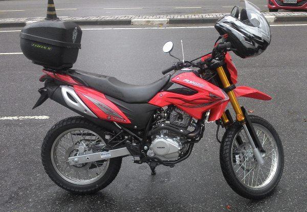 A minha moto: atendimento especial