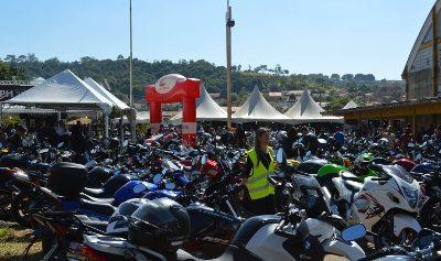 dias 20, 21 e 22 de março a 5ª edição do Encontro Nacional de Motociclistas