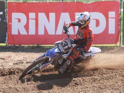 Brayan Soares deu show na abertura do Gaúcho de Motocross 2015 - foto: André Charão