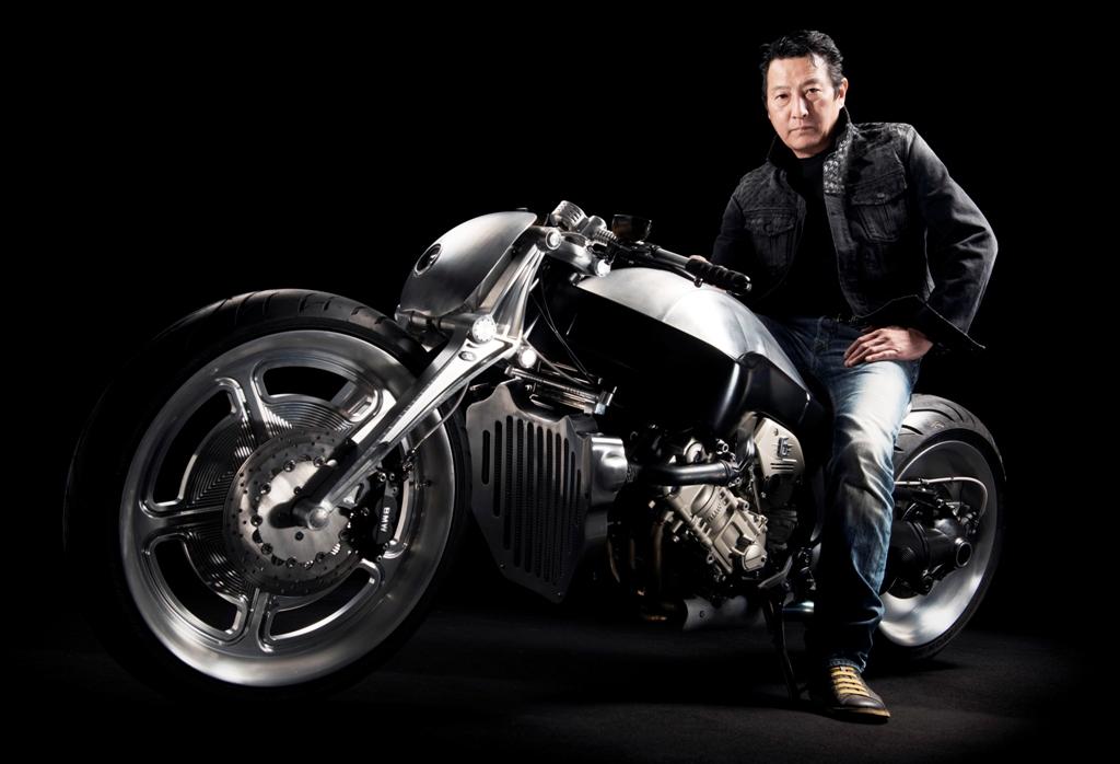 Kenji Nagai e sua criação