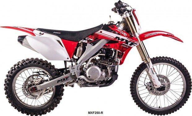 MXF lançará a nova MXF 250XR no Bananalama 2017. Apesar de poucas informações sobre, a moto deve apostar no baixo preço como seu diferencial