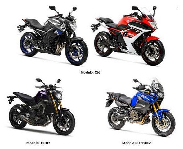 Yamaha faz recall para XJ6, MT09 e XT1200Z | Motonline