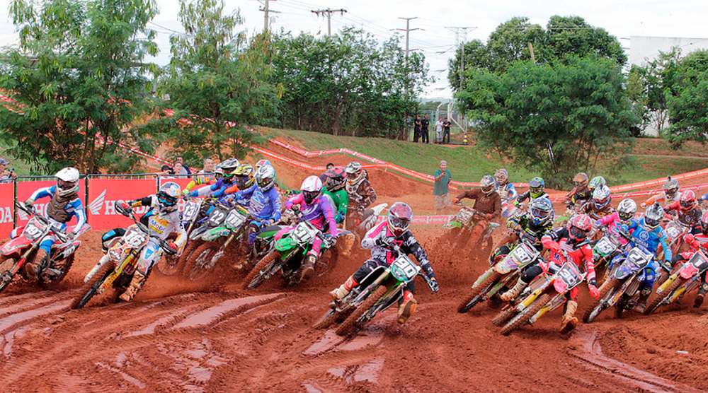 Abertura do Brasileiro de Motocross Pró é neste final de semana em Limeira (SP)