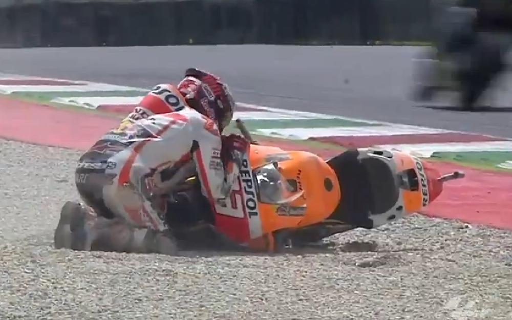 MM93 deve estar querendo esquecer a temporada 2015 da MotoGP