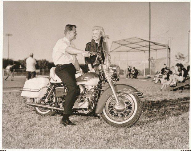 Electra Glide em 1965