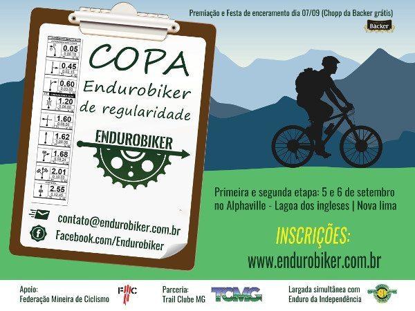 Copa Enduro Biker