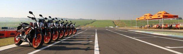 Test Ride no Kartodromo de Nova Odessa