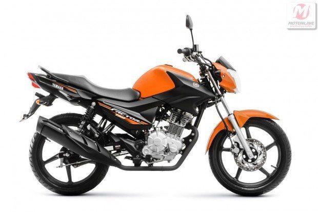 A nova Yamaha Factor 150 foi especialmente projetada para maior robustez e economia