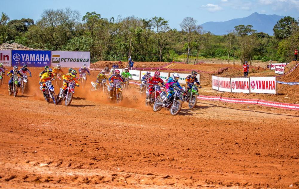 São José (SC) sediou a 4ª etapa do Campeonato Brasileiro de Motocross Pró