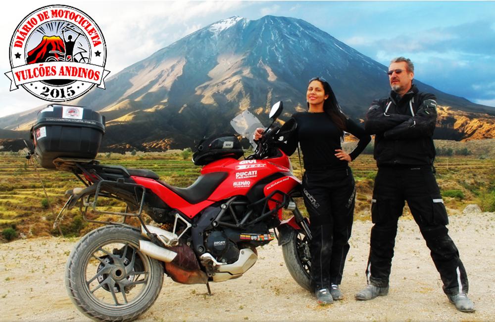 Guga Dias fala sobre suas aventuras no Salão Duas Rodas 2015 - divulgação