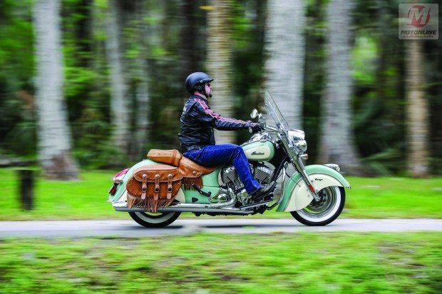 Indian Motorcycle abre sua terceira concessionária no Brasil