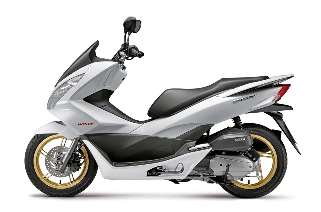 Honda apresenta novo pcx 2016 motonline for Honda pcx 2017