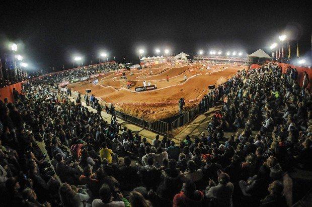 Arena Cross quer voltar às suas origens oferecendo, além de muita adrenalina, um grande show - foto: Duda Bairros