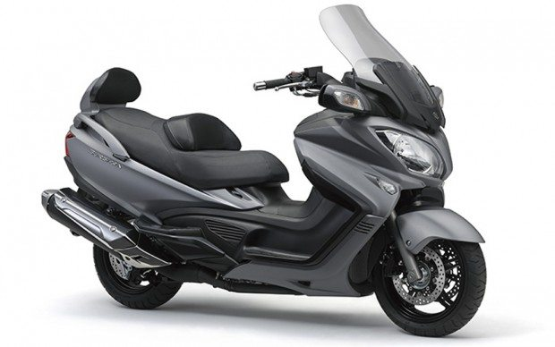 Suzuki Burgman 650 Executive 2016