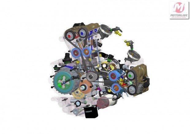 Motor compacto