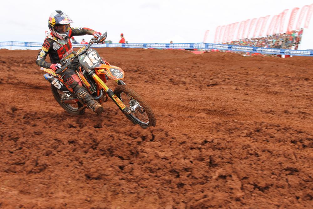 KTM venceu na MX2 com Enzo Lopes e Pepê Bueno na 5ª etapa realizada em Tapejara (RS)