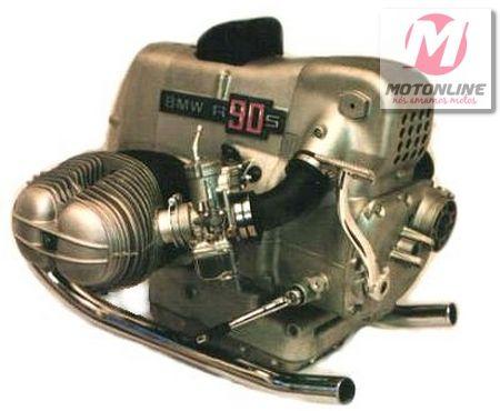 O famoso motor da R-90 S dos anos 70 batiza essa que reflete o grande estigma da marca
