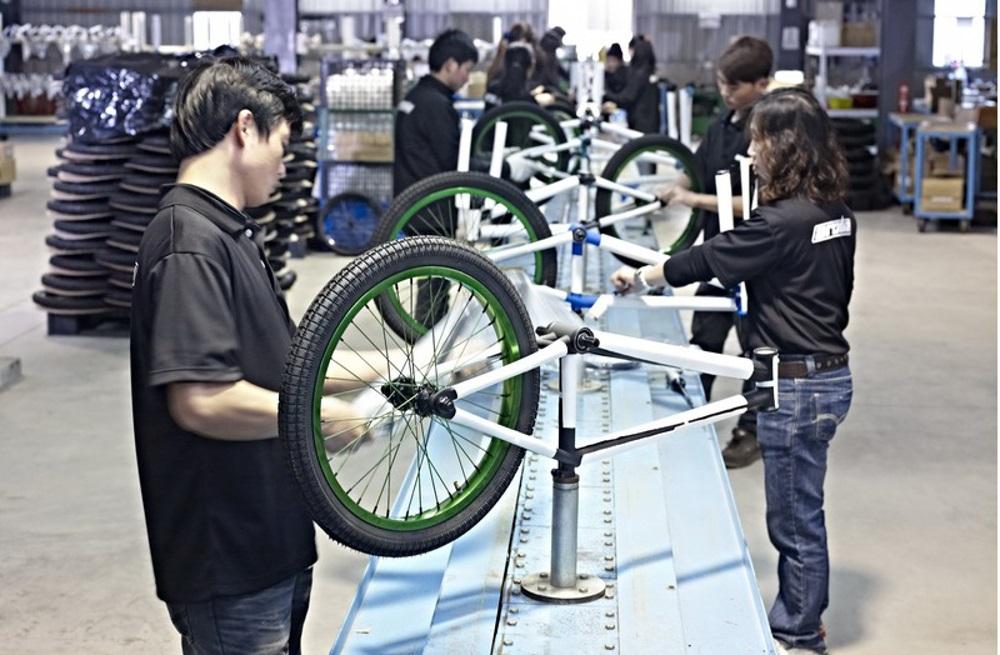 Setor de bicicletas brasileiro sofre reestruturação - divulgação