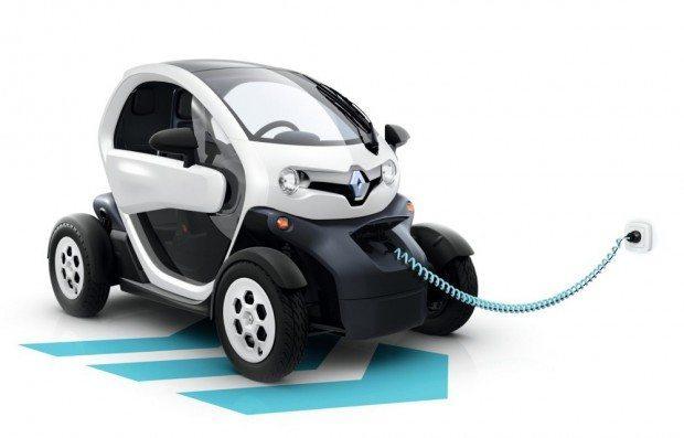 Renault Twizy, ainda importado mas com chances de ser fabricado no Brasil - divulgação