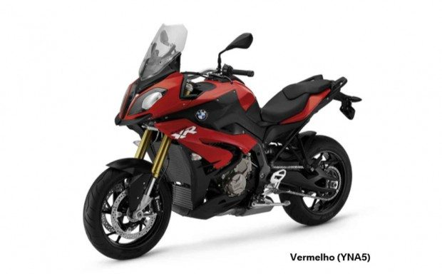 S 1000 XR Redefinindo as motos Adventure Sport