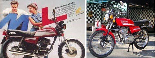 As nacionais colecionáveis da Honda - década de 1970
