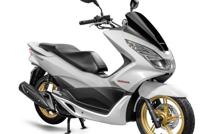 Teste Honda PCX 2016
