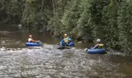 Você pode curtir a descida do rio Taquaral de boiacross, muito legal