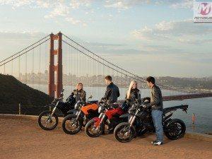 Lançamentos Zero Motorcycles 2016 - Eletrizantes