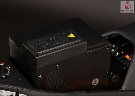 Sistema Power Tank provê a extensão da autonomia