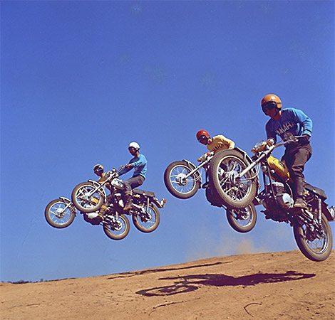 O pioneirismo da Yamaha nas motos off-road - Capítulo II